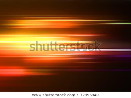 Absztrakt bemozdulás bézs barna fény terv Stock fotó © lem