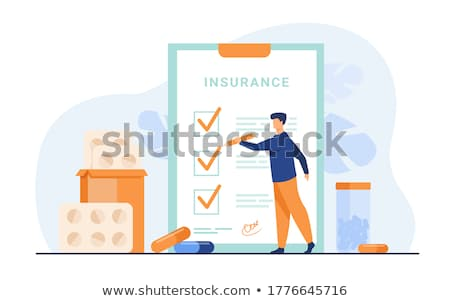 Prescription Drug Security Stock photo © Lightsource