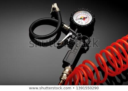 масштаба · давление · газ · трубопровод · промышленности · промышленных - Сток-фото © ldambies