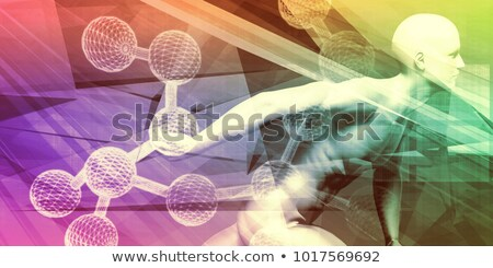 Hormone Therapy. Medical Concept. Stock photo © tashatuvango