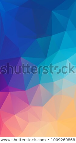 Dikey orijinal geometrik teknoloji Stok fotoğraf © igor_shmel