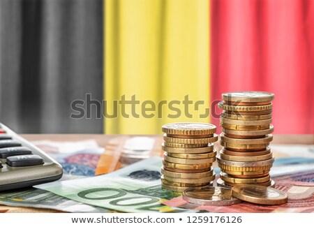 Euro · bankjegyek · 500 · üzlet · papír · háttér - stock fotó © zerbor