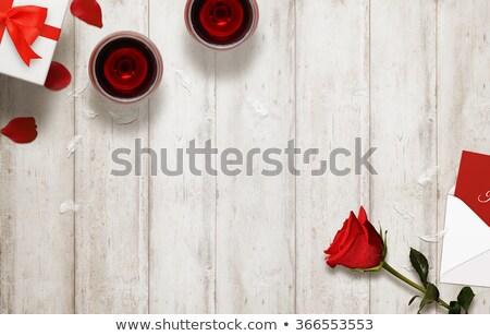 Top мнение события Свадебная церемония цветы Сток-фото © ruslanshramko