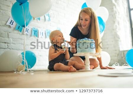 матери первый рождения сын Сток-фото © Stasia04