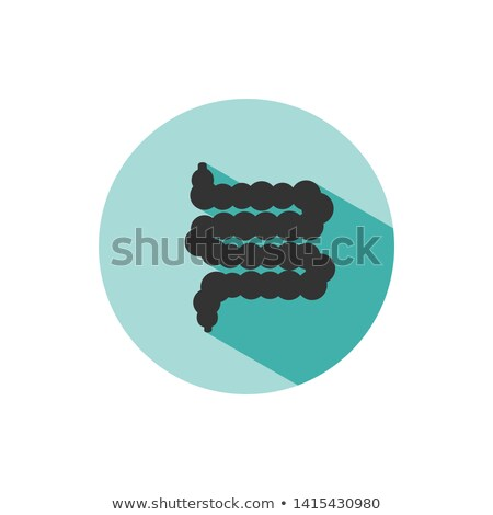人間 オルガン アイコン 緑 サークル ストックフォト © Imaagio