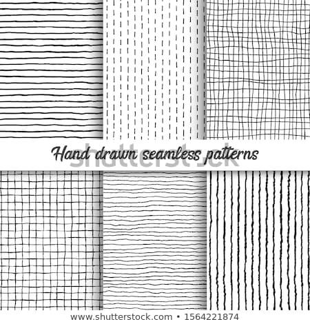conjunto · oito · diferente · linha · padrão · textura - foto stock © pikepicture