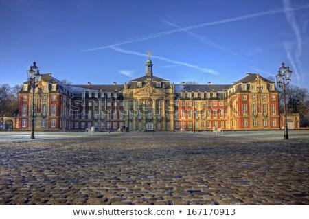 University of Munster, Germany Stock photo © borisb17