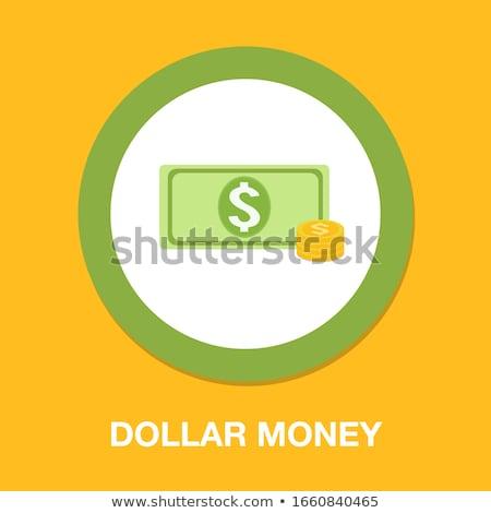 banknote dollar money cash currency Stock photo © yupiramos