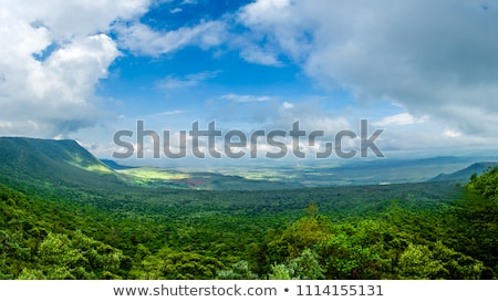 Great Rift Valley Stock photo © prill