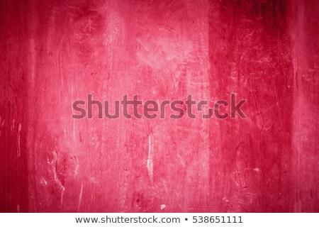 Czerwony streszczenie sklejka budowy tle pokładzie Zdjęcia stock © digitalmagus