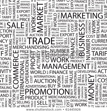term of tariff in word clouds. Stock photo © Istanbul2009