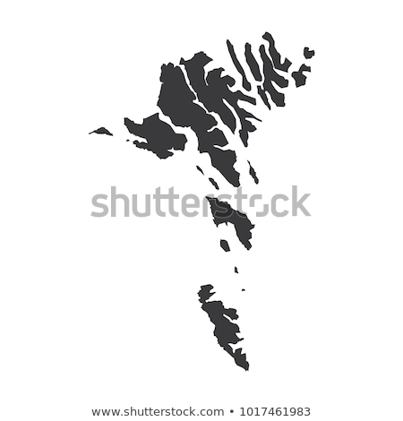 ストックフォト: ボタン · シンボル · 地図 · 島々 · 白 · テクスチャ