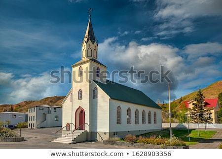 belle · vue · République · tchèque · unesco · patrimoine · maison - photo stock © ondrej83