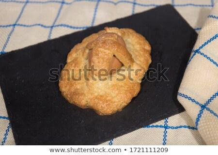 Traditioneel typisch Spanje cake gekookt Stockfoto © nito