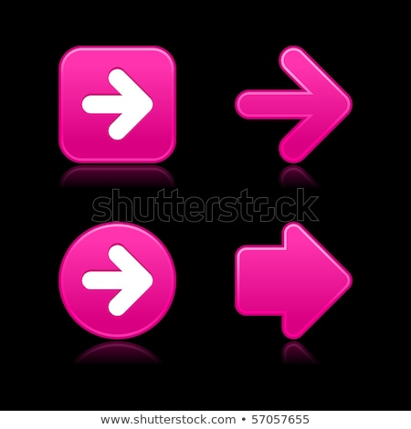 Web Internet Square Vector Pink Icon Design Set 2 Stock photo © rizwanali3d