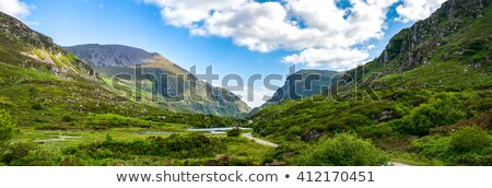 wild atlantic way kerry stock photo © morrbyte
