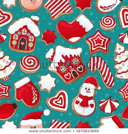 striped seamless pattern stock photo © pakete