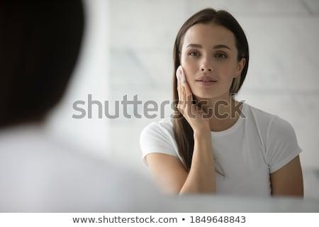 hermosa · desnudo · espalda · belleza · personas - foto stock © dash
