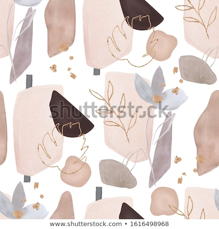 geometric minimal seamless abstract pattern Stock photo © CreatorsClub