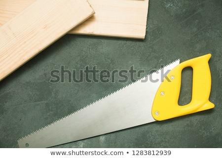 Wrenches on wooden plank Stock photo © wavebreak_media