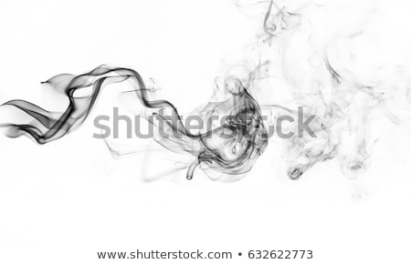 abstract light smoke on a white background stock photo © vlad_star