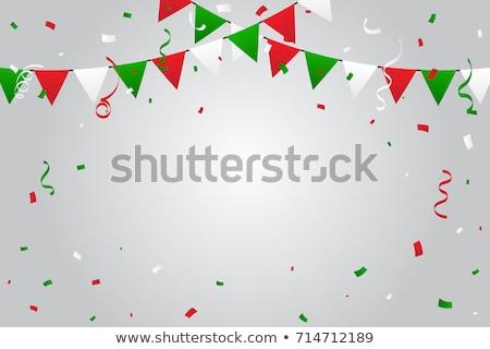 Madagascar vlag geïsoleerd witte geven Stockfoto © daboost