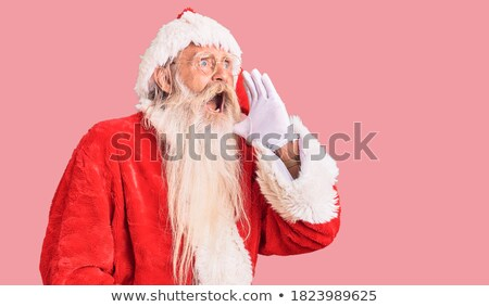 Frustrated Santa Claus Stock photo © Lightsource
