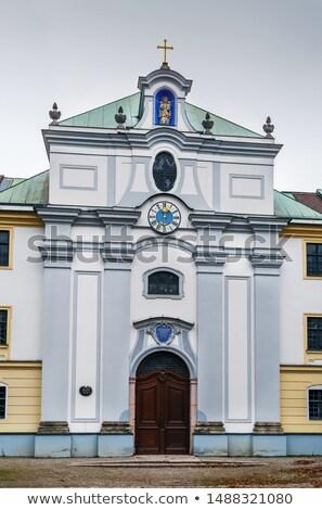 Klosterkirche St. Anna im Lehel, Munich, Germany Stock photo © borisb17