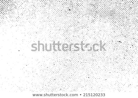 Nero grunge mezzitoni pattern retro bianco Foto d'archivio © evgeny89