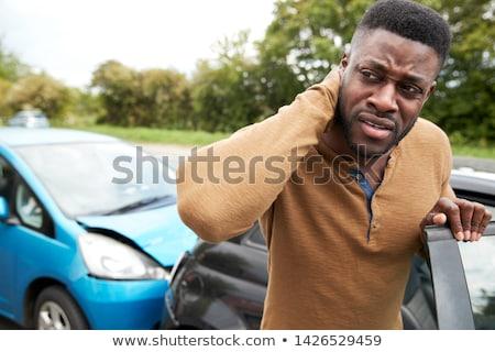 Auto Accident Stock photo © Trigem4