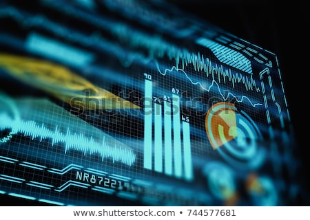 Analytics Concept. Stock photo © tashatuvango