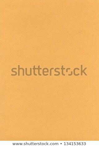 Fiber Paper Texture - Jonquil Yellow stock photo © eldadcarin
