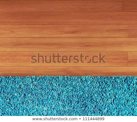коричневый · ковер · подробность · текстуры · свет - Сток-фото © inxti