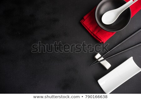 Wooden spoon with coins Stock photo © Valeriy