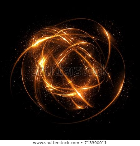 магия · мяча · компьютер · интернет · стекла · сеть - Сток-фото © Nekiy