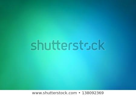Canlı yeşil soyut doku ışık dizayn Stok fotoğraf © kaikoro_kgd