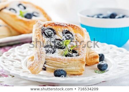 puff pastry patties Stock photo © Leftleg