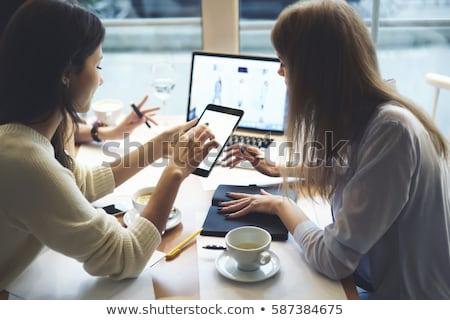 Zoeken web ontwikkeling website codering gebouw Stockfoto © robuart