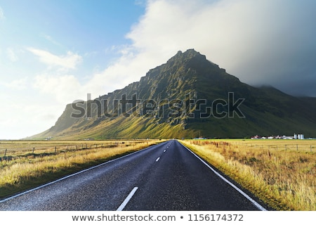 Route to westfjords - Iceland. Stock photo © tomasz_parys