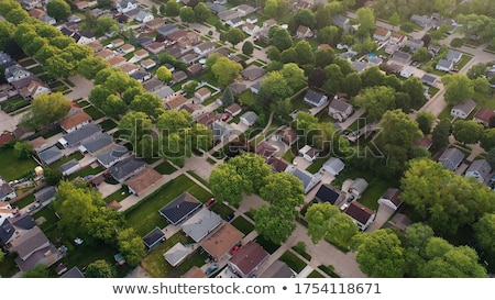 drone to fly over the city stock photo © smuki