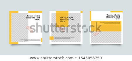 social · media · zakenman · communiceren · digitale - stockfoto © pinnacleanimates