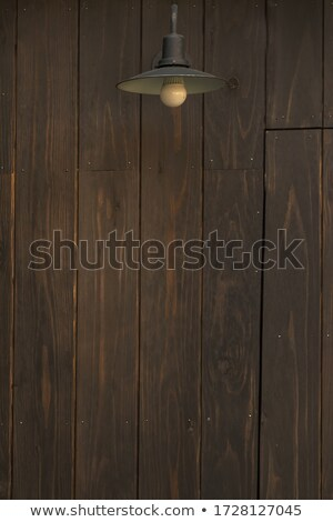 old wooden wall with window stock photo © nessokv