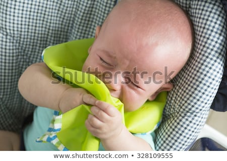 dont like food baby Stock photo © Lopolo