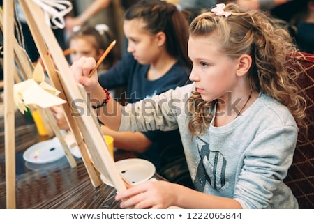 Child painter Stock photo © photography33