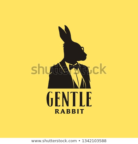 businessman with rabbit ears Stock photo © RuslanOmega