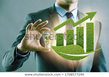 Semleges üzletember üzlet számítógép szexi háló Stock fotó © photography33