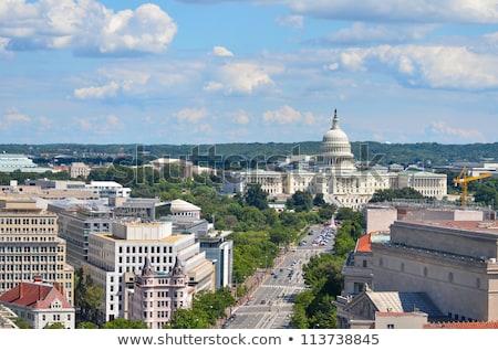 ストックフォト: 表示 · ワシントン · ワシントンDC · 白い家 · 家 · 旅行