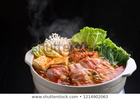 Chinese Spicy Hot Food Dish  Stock photo © tab62