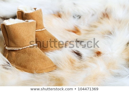furry boot Stock photo © FOKA