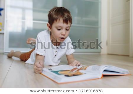 színes · gyermek · kéz · szív · alak · baba · szív - stock fotó © zzve